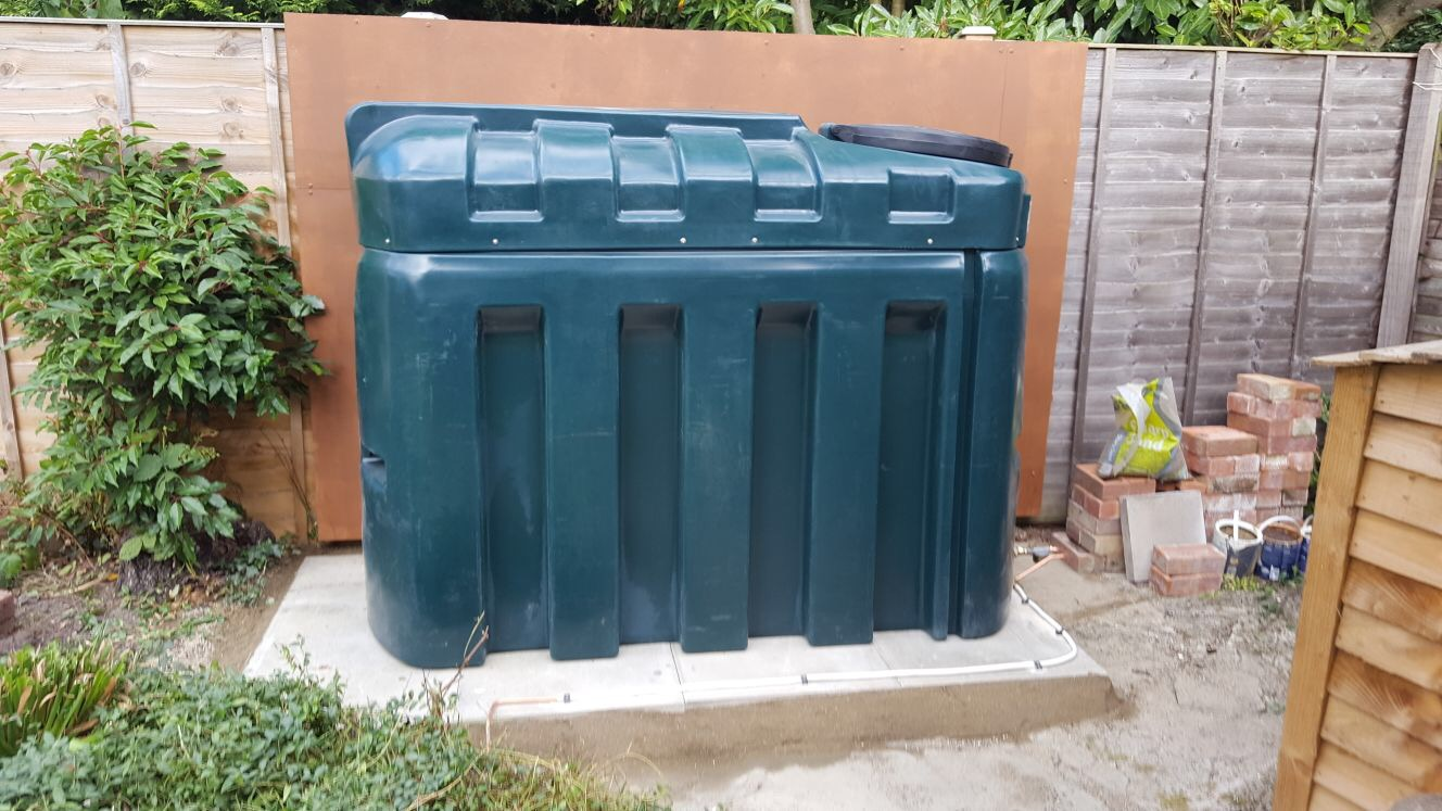 Havtech Oil Tank Installation services Essex, Suffolk, Cambridgeshire